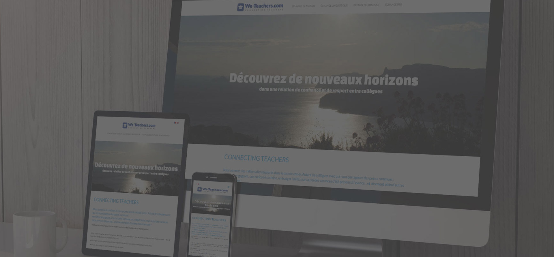 Réalisation de sites internet